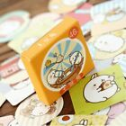 46 PCs lot New Diary Molang Rabbit Scrapbooking Label Sealing Sticker
