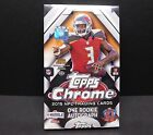 2015 Topps Chrome FOOTBALL Sealed HOBBY Box Mariota, Jameis, Gurley Auto RC