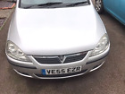 LARGER PHOTOS: car spares or repairs Vauxhall corsa 1.2 petrol manual 2005