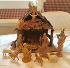 Fontanini Nativity Creche and Stable 8