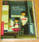 Good Morning DVD 2017 2 Disc Set Criterion Collection