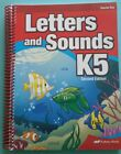 Abeka K5 Kindergarten Letters And Sounds Teacher Key