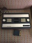 Intellivision Console + Composite RCA AV Output  + AV Cables For Flat Screen Use