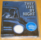 They Live by Night Blu ray Disc 2017 Criterion Collection