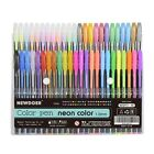 48 Packs Color Gel Ink PensThe Best Set for Adult Coloring Books Art Therapy