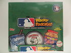 2016 WACKY PACKAGES MLB FIRST EDITION FACTORY SEALED HOBBY 24CT BOX