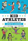 DAVID STABLER-KID ATHLETES  BOOK NEU