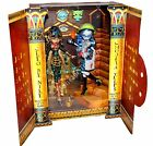 SDCC Monster High 2 Pack Cleo De Nile & Ghoulia Yelps Doll Set Mattel Exclusive