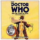 DICKS,TERRANCE-DOCTOR WHO AND CLAWS OF AXOS(CD)  CD NEU