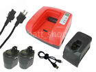 2 24v 3.0Ah Battery+Charger FR Bosch GBH 24VRE Cordless Rotary SDS Hammer Drill