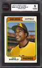 Dave Winfield Cards, Rookie Cards and Autographed Memorabilia Guide 7
