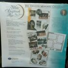 Creative memories 12x12 white refill Pages Nip