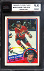 Chris Chelios Rookie Cards and Autograph Memorabilia Buying Guide 14