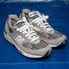 New Balance 991 Mens Size 85M Gray Running Shoes  Brand New