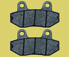 Hyosung GT125 Comet naked, front or rear brake pads (2004-2006) FA86 type