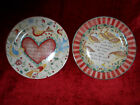 222 fifth  12 days of christmas 2 salad plates 6 geese 4 calling birds