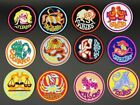ZODIAC SIGN PATCH CONSTELLATION PATCHES HOROSCOPE BIRTH SIGN PATCH EMBROIDERED