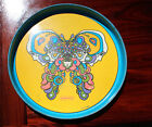 Mod Psychedelic Peter Max Tray artwork from 1970s space age