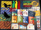Harry Potter Quidditch Scrapbook Kit Project Life Wizard Paper die cuts