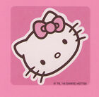 10 Hello Kitty Shaped Large Stickers Party Favors Cat