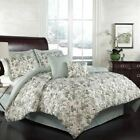 New Traditions Waverly Felicite 6 Piece Comforter Collection Set (Queen)