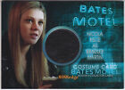 2016 BATES MOTEL COSTUME CARD: NICOLA PELTZ #CNP1 TRANSFORMERS AGE OF EXTINCTION