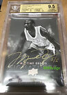 2012 ALL-TIME GREATS AUTO #GA-MJ5:MICHAEL JORDAN #5 5 AUTOGRAPH BGS 9.5 GEM MINT