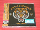 2017 JAPAN CD JOSH TODD & THE CONFLICT Year Of The Tiger w/ Bonus Tracks + DVD