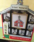 School Memories Keepsake Photo Album and Journall New