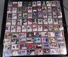 Huge Sports Autograph and patch auto lot 411 total WOW!!!!!!!!!!!!!!!!!!!