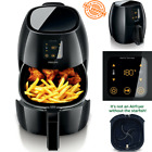 Large Capacity Digital Healthy Air Deep Fryer No Oil Cooking Low Fat Detachable