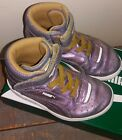 Puma Sky II Hi Holo PS Gold Youth Sneaker Size 115C