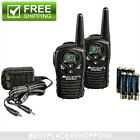 Walkie Talkie Set 18 Mile Midland LONG Range Security Two Way Radio With Charger