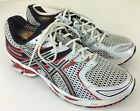 ASICS  Gel Kayano 16  Mens Running SHOES color RED WHITE size 115