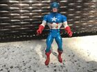 Marvel Secret Wars Mattel 1984 Action Figure Captain America