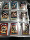Garbage Pail Kids Complete 1985 Series 1 Set (82 Crisp Cards with Sharp Corners)