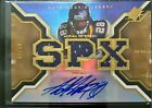 Adrian Peterson Rookie Auto Jersey spx Card #to99