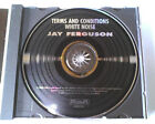 Jay Ferguson TERMS AND CONDITIONS+WHITE NOISE cd **OFFICIAL** Jo Gunne.Joe Walsh