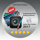 BEST 2017 Professional Photo Picture Image Editing Software Shop Mac Apple CD