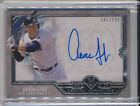 2017 Topps Museum Collection AARON JUDGE Archival Auto Rookie RC 299 YANKEES DAM