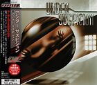 UNDER SUSPICION s/t (2001) +1 JAPAN CD OBI MICP-10271 Kip Winger Survivor