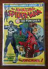 AMAZING SPIDER MAN 129 FEB 1974 1st APPEARANCE THE PUNISHER