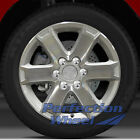 2007 2010 Saturn Outlook 18x75 Factory Wheel Bright Fine Silver