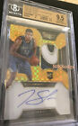 2015-16 SELECT ROOKIE PATCH AUTO: KARL-ANTHONY TOWNS #3 10 RC AUTOGRAPH BGS 9.5