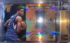 2015-16 GOLD STANDARD RC JSY AUTO 219:KARL-ANTHONY TOWNS # 199 AUTOGRAPH BGS 9.5