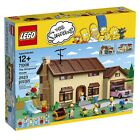 lego simpsons 71006 the simpsons house Brand New Sealed