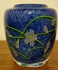 VTG 1983 Orient & Flume Art Glass 4.75