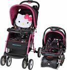 Baby Trend TS23984 Venture Travel System Hello Kitty Daisy Child Stroller