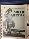Imitation in Writing  Greek Heroes 4 by Matt Whitling 2000 Paperback
