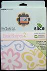 Slice Design Card Basic Shapes 2 35679 NEW Ms+ by Making Memories